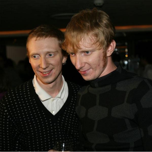 Борис и Константин Бурдаевы