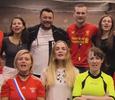 Сергей Жуков спонсирует женский футбольный клуб