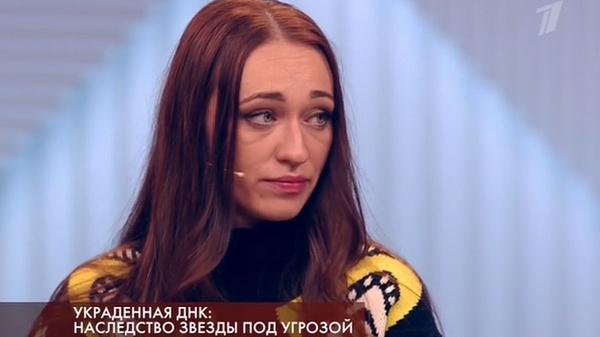 Дарья Ганичева утверждает, что с детства знакома с отцом
