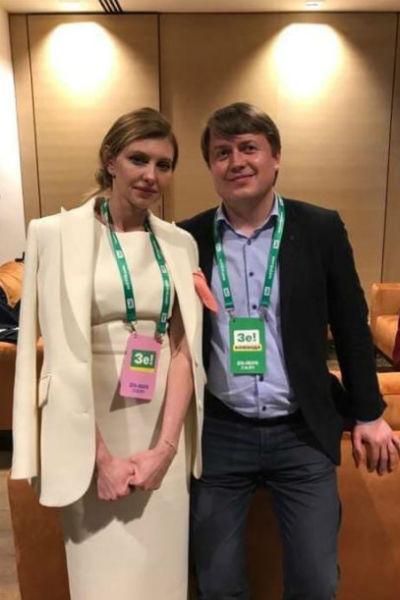 На протяжении всей предвыборной кампании Елена поддерживала мужа и его сторонников