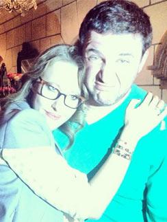 Ксения Собчак и Максим Виторган отказались от звания пары года