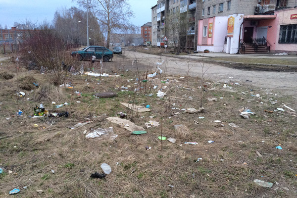 На благоустройство Салды ежегодно выделяют из бюджета 15 млн рублей.