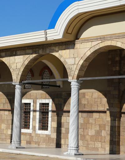 Копия дворца султана Топкапы был построена для съемок второго сезона сериала