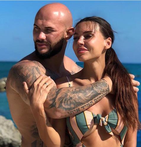 Джиган и Оксана Самойлова