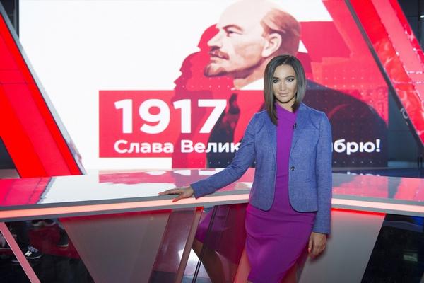 Ольга Бузова на съемках продолжения сериала
