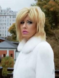 Ксения Собчак стала шансон-дивой Оксаной Север