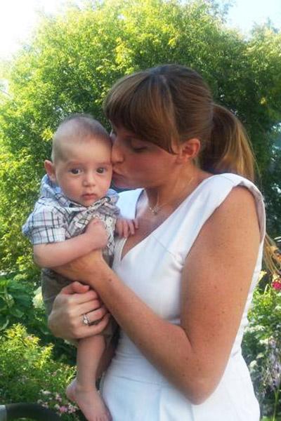 Екатерина  Ифтоди надеется,   что ее сын   будет общаться   с братьями и   сестрами
