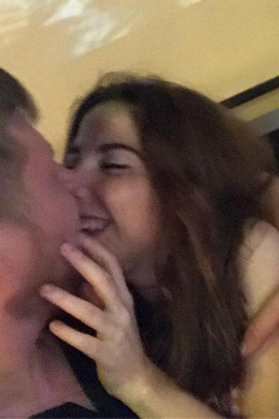 Олеся Лисовская с новым возлюбленным