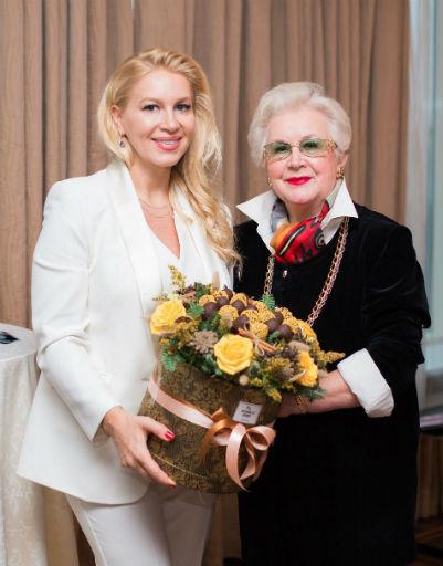 Екатерина Одинцова и Анна Шатилова