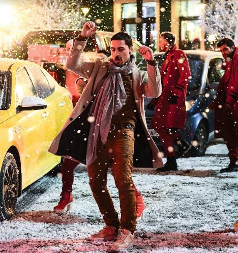 Дима Билан зажжет на набережной возле Центра дизайна Artplay