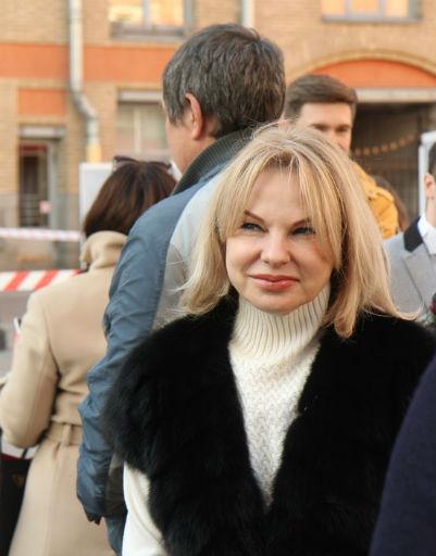 Поддержать Кержакова приехала теща, Наталья Тюльпанова
