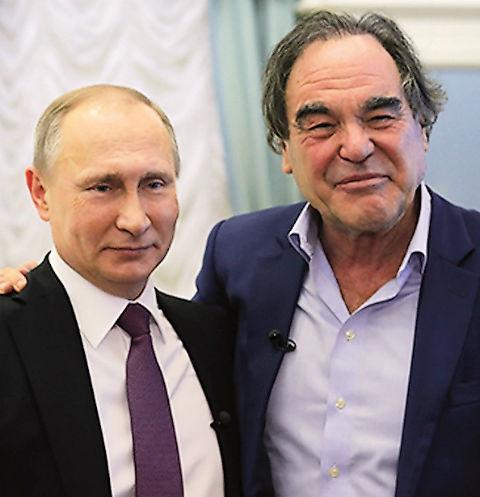 «Мы с Путиным – как Балу и Шерхан из «Маугли»