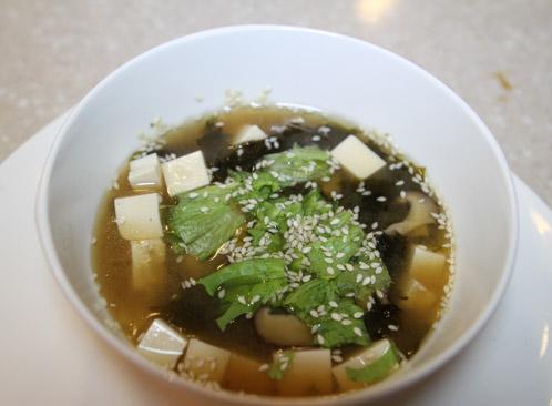 Выпуск 45. Мисо-суп из грибов шитаке
