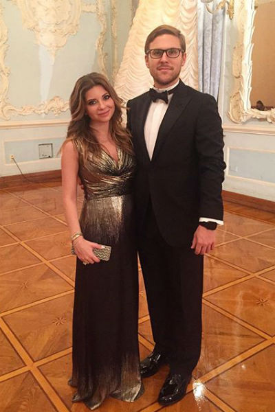 Супруги появились на ежегодном балу Tatler