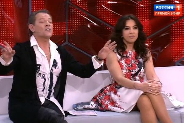 Вадим Казаченко восхищается Ириной и называет невоспитанной Ольгу