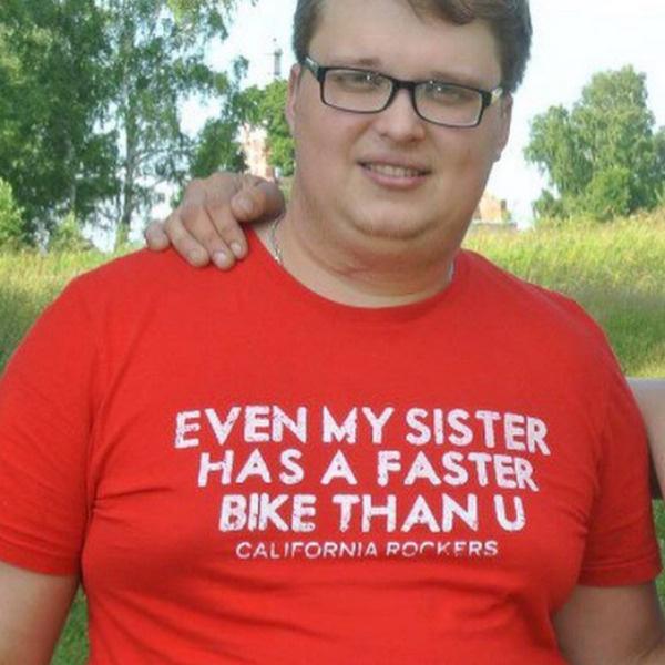 Егор не хочет возвращаться к тому весу, который у него был раньше