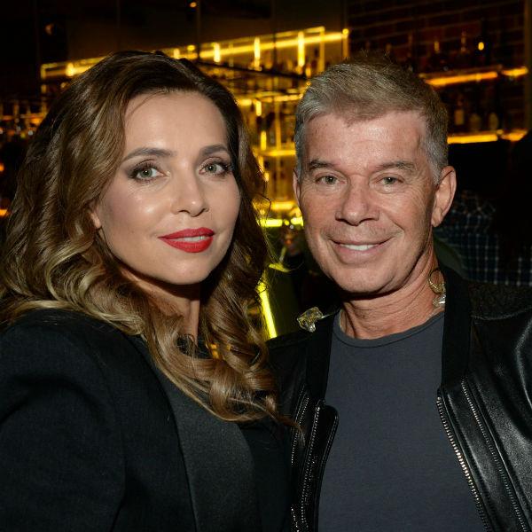 Олег Газманов с супругой Мариной