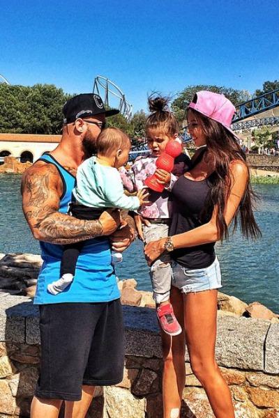 Вместе с детьми Джиган и Оксана путешествую по миру