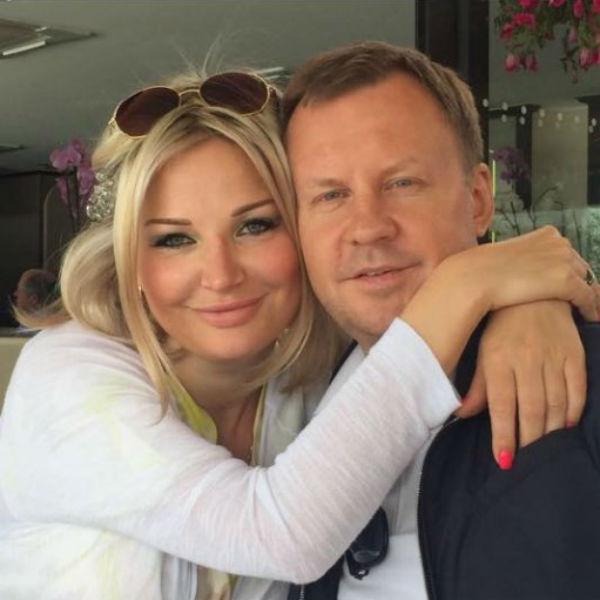 Мария Максакова с Денисом Вороненковым