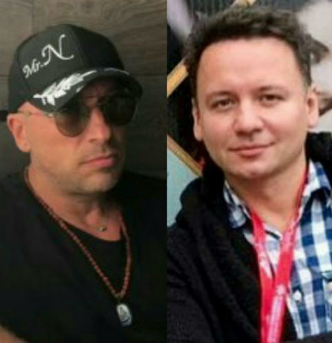 Дмитрий Нагиев и Александр Олешко