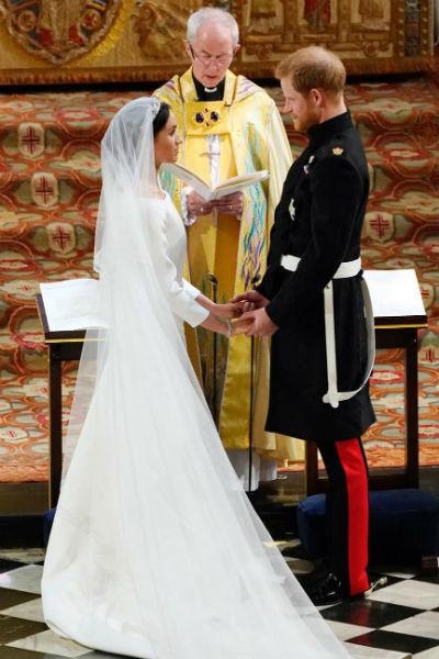Свадьба Меган и принца Гарри по праву считается одной из самых красивых в Англии
