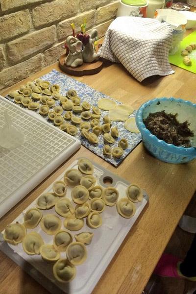 Процесс приготовления