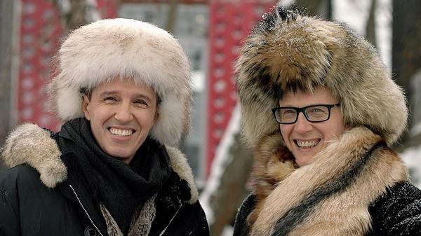 Игорь и Григорий Верники