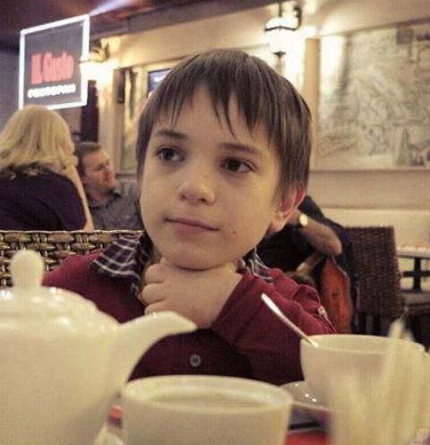 Победитель третьего сезона «Голос. Дети» Данил Плужников