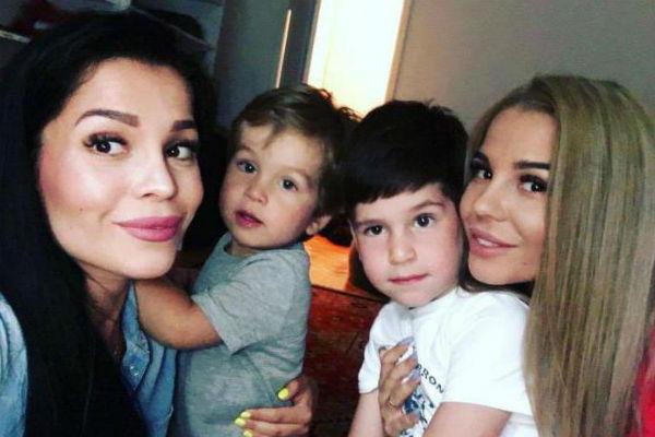 Ранее Катя неоднократно признавалась, что любит племянников, но не может проводить с ними слишком много времени
