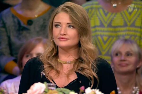 Полина Тришина, дочь Елены Прокловой
