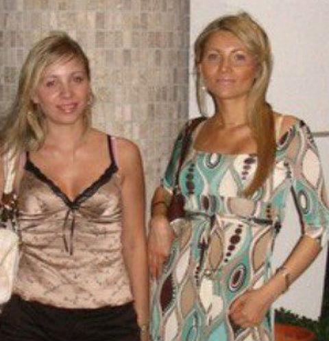 Олеся и Оксана Аплекаевы