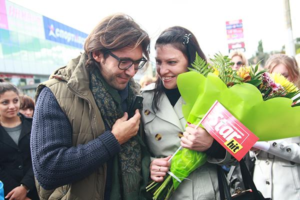 Андрея Малахов устроил для Оксаны Бумарсковой настоящий сюрприз