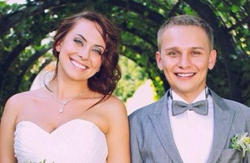 Наталья Фриске с мужем Сергеем Вшивковым