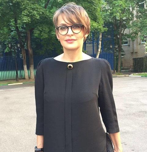 Светлана Бодрова