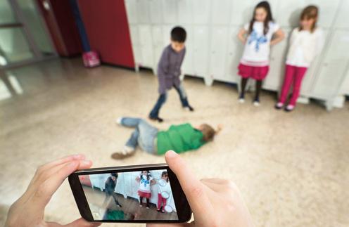Как защитить ребенка от буллинга
