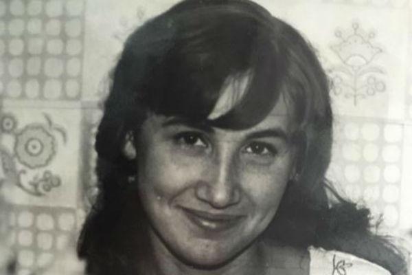 Лариса редко публикует фото из юности.
