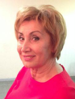 Лариса Копенкина