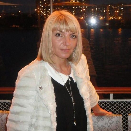 Мама Юлии Самойловой Рита