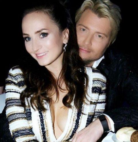 Николай Басков и Софи Кальчева