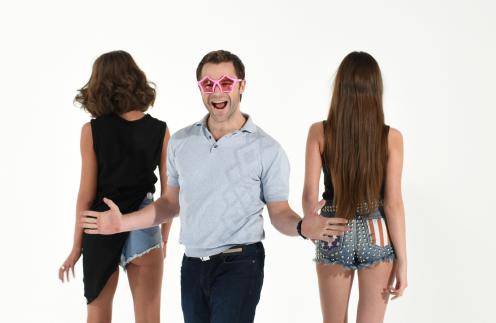 Виталий Гогунский увел девушек у финалиста шоу «Хочу к Меладзе»