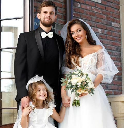 Таня Терешина вышла замуж