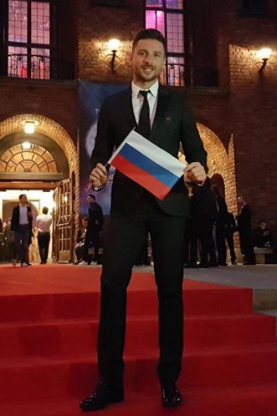 Сергей Лазарев достойно представил Россию на конкурсе