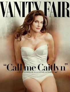 «Зовите меня Кейтлин», - гласит вынос на обложке