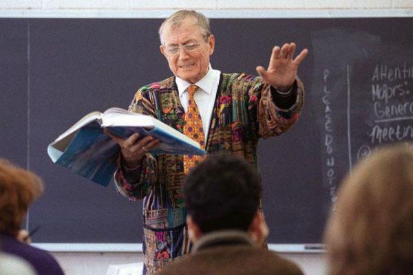 Евгений Евтушенко преподавал в США