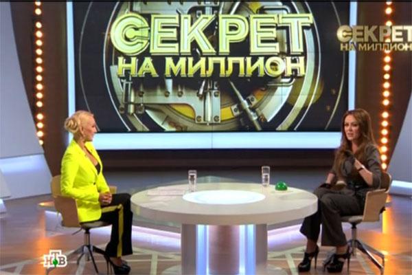 Юлия Началова была максимально откровенной с Лерой Кудрявцевой