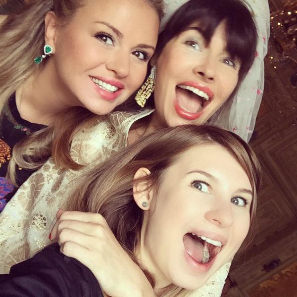 Оксана Робски собралась замуж вшестой раз
