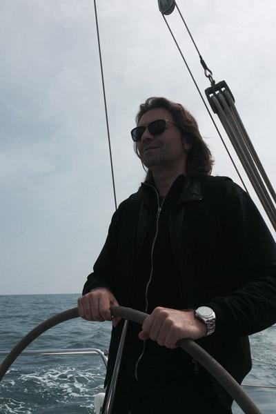 В путешествии нашлось время и для морской прогулки