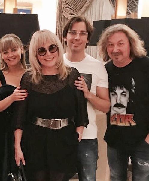 Алла Борисовна в январе этого года