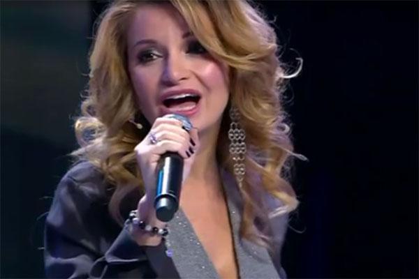 Ольга Орлова исполнила песню «Птица», посвященную памяти Жанны Фриске
