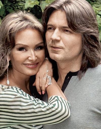 Дмитрий Маликов поблагодарил жену за все и поздравил с днем рождения - 14 февраля супруге артиста исполнилось 55 лет